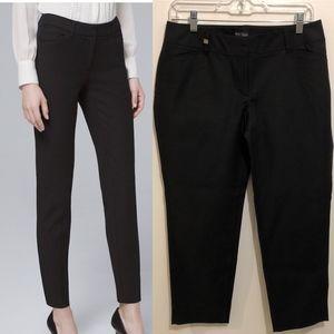 White House Black Market Black Dress Pants